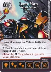 Iron Man - Industrialist