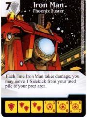 Iron Man - Phoenix Buster