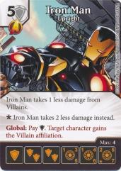 Iron Man - Upright