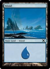 Island #369 (C) (Foil)