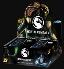 Mortal Kombat X Booster Box