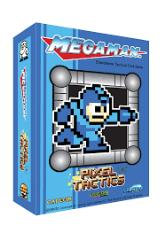 Mega Man Pixel Tactics - Mega Man Blue Box