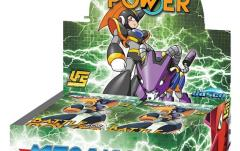 Mega Man Battle for Power Booster Box