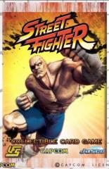 Street Fighter Collectable Card Game Booster Pack