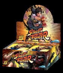 Street Fighter Collectable Card Game Booster Box