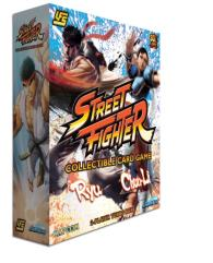 Street Fighter 2 Player Turbo Box - Ryu vs Chun-Li