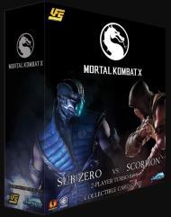 Mortal Kombat X - 2 Player Starter Box