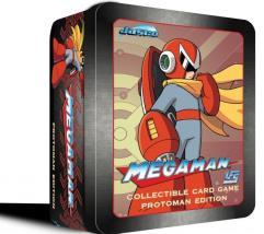 Megaman - Protoman Tin