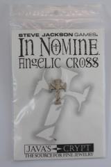 Pin - Satin Finish - Angelic Cross