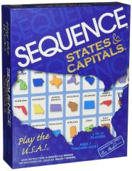 Sequence - States & Capitals
