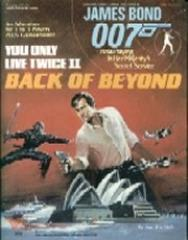 You Only Live Twice II - Back of Beyond