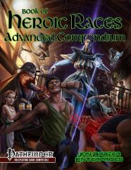 Book of Heroic Races - Advanced Compendium