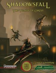 Shadowsfall - The Temple of Orcus (Free RPG Day 2012)