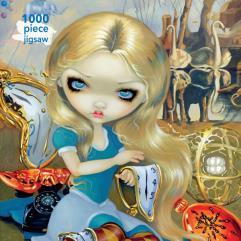 Jasmine Becket-Griffith - Alice in a Dali Dream