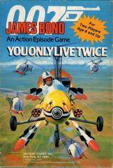 You Only Live Twice - Action Episode Game