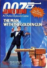 Man With the Golden Gun, The - Action Episode Game