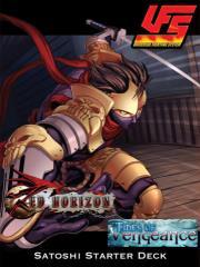 Red Horizon - Tides of Vengeance, Satoshi Starter Deck
