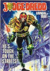 Judge Dredd Annual 1986