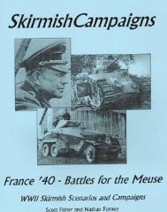 France '40 - Battles for the Meuse