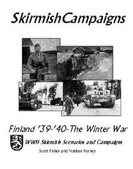 Finland '39 - ' 40 - The Winter War