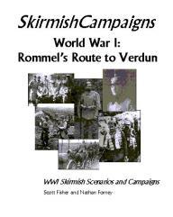 World War I - Rommel's Route to Verdun