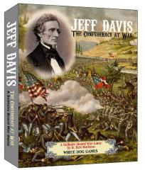 Jeff Davis - The Confederacy At War