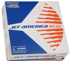 Jet America MD-82 - N1004N (Limited Edition)