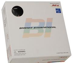 """Braniff International 720 - """"Red"""" Flying Colors (Limited Edition)"""