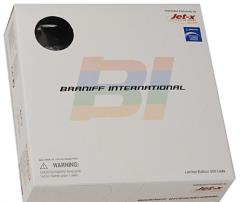 """Braniff International 720 - """"Blue"""" Flying Colors (Limited Edition)"""