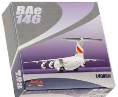 Jersey European Airways BAe-146-100 - G-JEAJ
