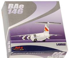 Jersey European Airways BAe-146-100 - G-JEAK