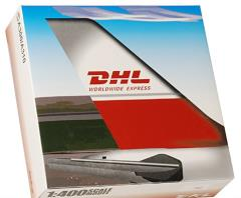 DHL A300B-4 - OO-DIB