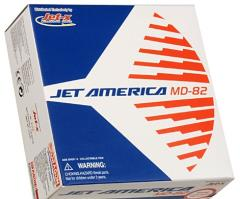 Jet America MD-82 (Limited Edition)