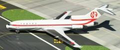 TDA (Toa Domestic Airlines) 727-100C - N693WA