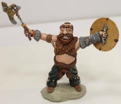 Bazerker - Viking Dwarf