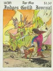 "#14 ""Wilderlands of the Magic Realm Designer Notes"""