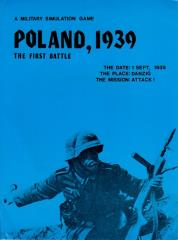 Poland, 1939 (Mounted Counters Edition)