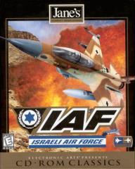 Jane's Combat Simulations - Israeli Air Force
