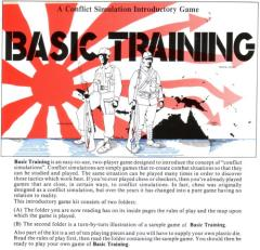 Basic Training (Introductory Game)