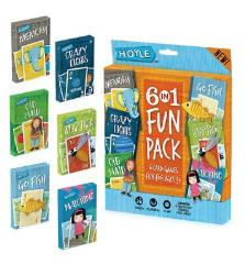 6 in 1 Fun Pack
