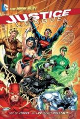 Justice League Vol. 1 - Origins
