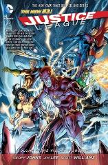 Justice League Vol. 2 - The Villain's Journey