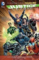 Justice League Vol. 5 - Forever Heroes