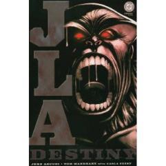 JLA - Destiny #3