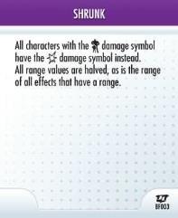Battlefield Condition - Shrunk