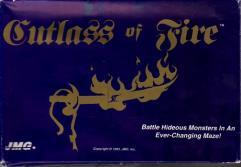 Cutlass of Fire