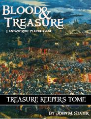 Treasure Keepers Tome