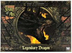 Joan of Arc - Legendary Dragons