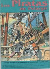 Piratas de Pelargir, Los (Pirates of Pelargir, Spanish Edition)