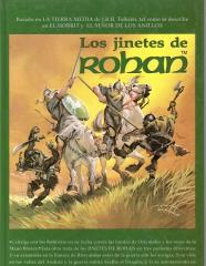 Jinetes de Rohan, Los (The Riders of Rohan, Spanish Edition)